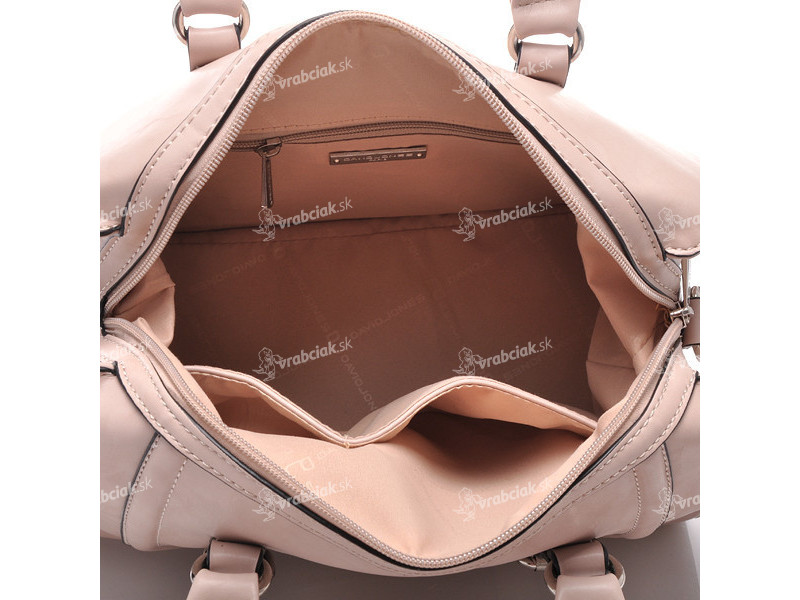 Impozantní pudrová kabelka do ruky 3 1aa403c5274