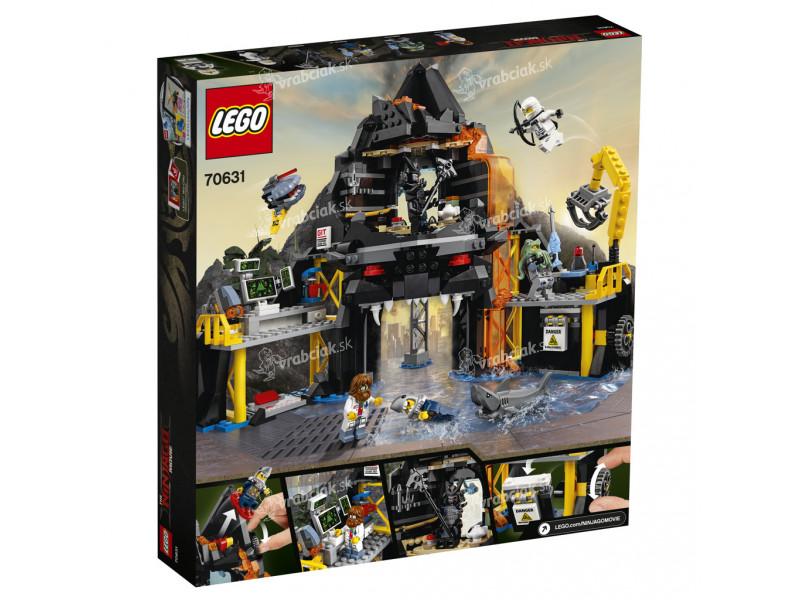 Lego Ninjago 70631 Garmadonovo sopečné doupě_2