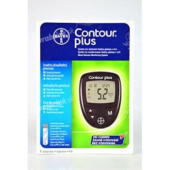 Glukometer Contour Plus
