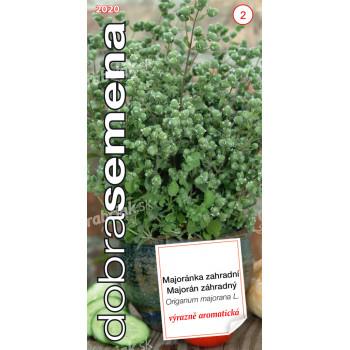 Dobrá semená Majorán 0,4g