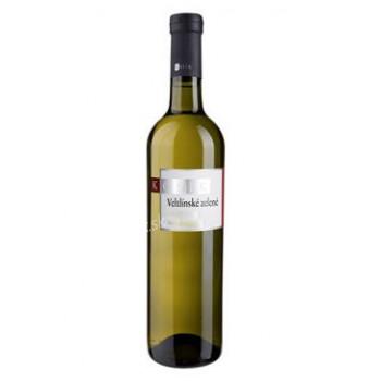 Víno Kosík Veltlínské zelené 0,75l