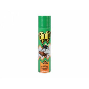 Sprej BIOLIT UNI na lietajúci a lezúci hmyz 400ml