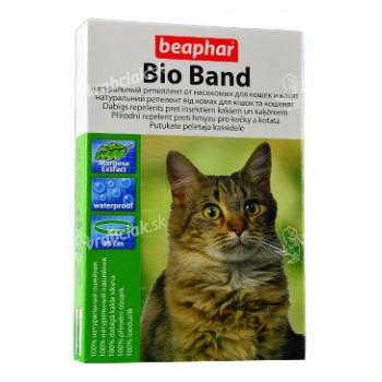 Beaphar obojok antipar.Bio Band mačka 35 cm