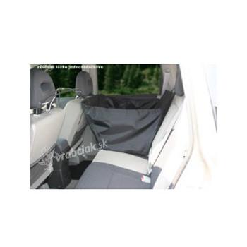 Ochranné lôžko do auta jednosedačkovej GreenDog 1 ks