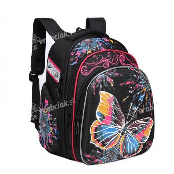 Školský anatomický batoh, Butterfly