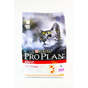 Purina ProPlan Cat Adult s lososom 3 kg