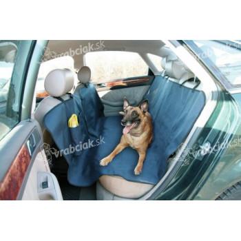 Ochranný autopoťah sedadiel 140x150cm + cest.lahev Kerbl