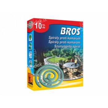 Špirály BROS proti komárom 10ks