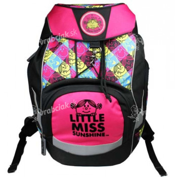 Školský batoh (3-5 trieda) Miss Sunshine