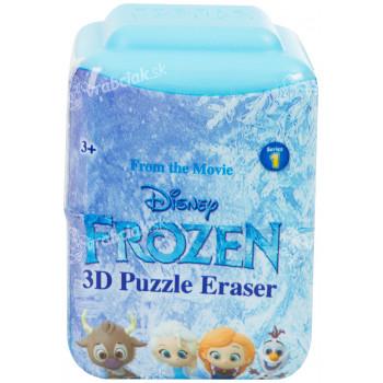 Školský guma 3D Puzzle Ľadové kráľovstvo
