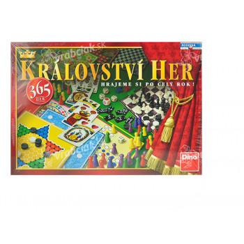 Dino Stolová hra Kráľovstvo hier 365