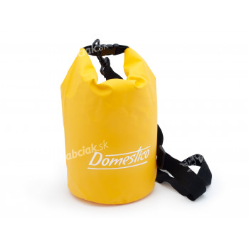 Vodotesný vak Dry Bag 5l s popruhom cez rameno, Domestico