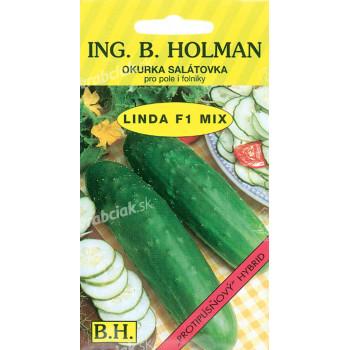 Uhorka šalátová Holman - Linda F1 1,5g