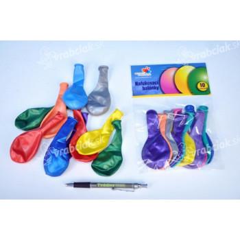 Balónik nafukovacie 10cm karneval