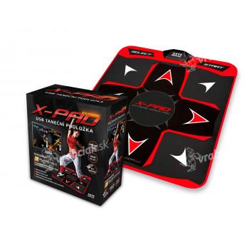 Tanečná podložka X-PAD, Extreme Dance Pad - s garanciou výmeny 18 mesiacov (Full service)
