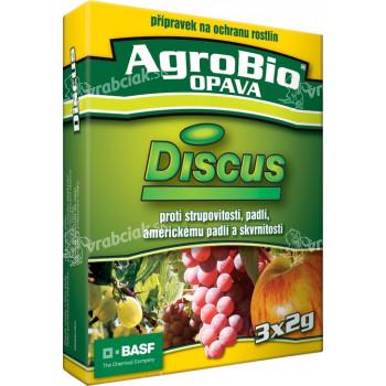 Discus - 3x2 g