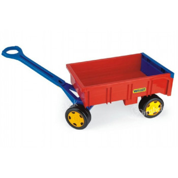 Vozík / Vlečka detská plast 95cm Wader nosnosť 60kg 12m +