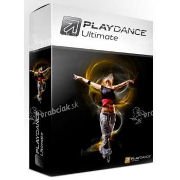 Tanečná hra PlayDance ULTIMATE
