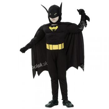 Kostým netopier, 130-140 cm