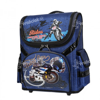 Školská aktovka, Motorbike
