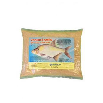 Vnadiaca zmes Pleskáč / biela ryba 1kg