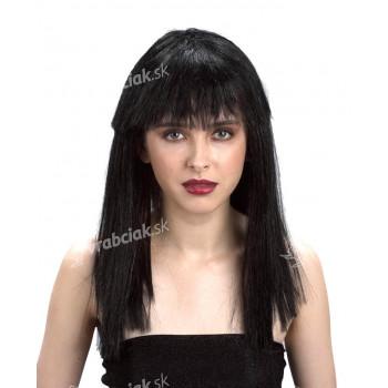 Parochňa čierna - dlhé vlasy
