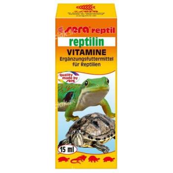 Sera Reptilin vitamín 15 ml