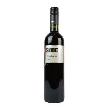 Víno Kosík Frankovka 0,75l