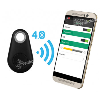 Chytrý přívěsek - hlídač a hledač věcí přes mobilní telefon