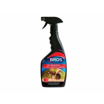 Postrek BROS 007 na mravce a lezúci hmyz 500ml
