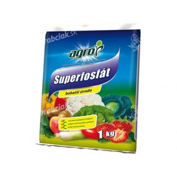 hnojivo Superfosfát 1kg AGRO