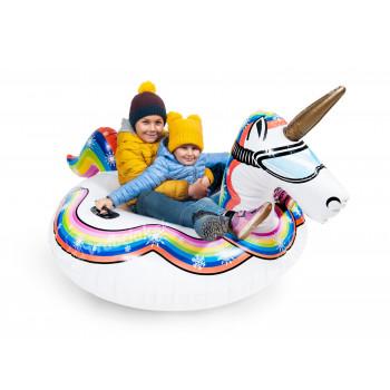 Nafukovacie klzák Jednorožec na sneh, Cuculi