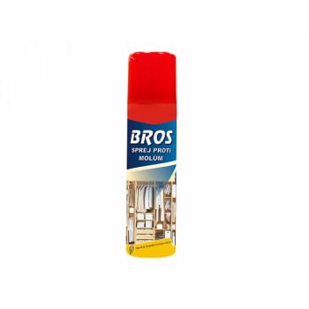Bros - sprej proti šatňovým moľom s vôňou levandule 150 ml