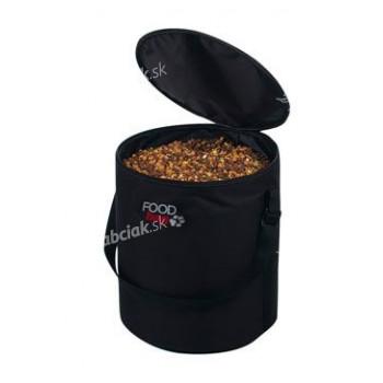 Zásobník na krmivo nylon Foodbag 10kg Čierny TR