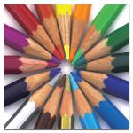 Obraz Crayons