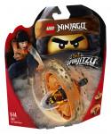 Lego Ninjago 70637 Cole - Mistr Spinjitzu