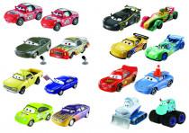 Cars 3 autá 2 ks - mix variantov či farieb