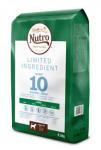 NUTRO Dog Limited Ingredient Adult Medium Lamb 9,5kg