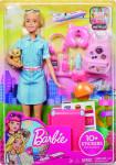 Barbie cestovatelka - mix variant či barev