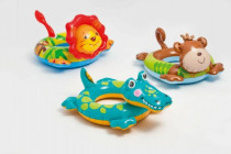 Plávacie kruh Zvieratko - mix variantov či farieb
