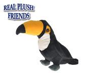 Tukan plyšový 29 cm