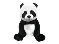 Panda plyšová 85 cm sediaci