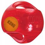 Hračka guma + tenis Jumbler loptu Kong large / X-large