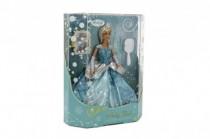 Panenka kloubová Anlily zimní princezna plast 28cm