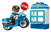 Lego Duplo 10900 Policejní motorka