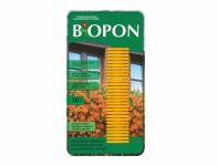 Hnojivo BOPON tyčinkové na balkónové rastliny 30ks