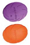 Hračka pes Lietajúci tanier MINI Mix farieb 15cm TR 1ks