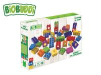 BiOBUDDi stavebnice Learning To Build Young Ones 40 ks