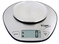 váha kuchynská Vigan 5kg digitálne, nerez