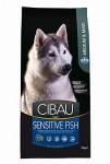 Ciba Dog Adult Sensitive Fish & Rice 2,5kg